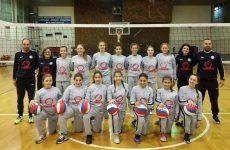Νίκη κοριτσιών του Αλμυρού επί της Νίκης για το τοπικό πρωτάθλημα βόλλεϋ γυναικών