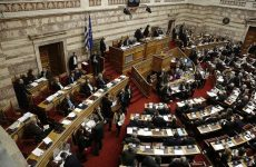 Κοινή δήλωση Βενιζέλου, Λοβέρδου, Κουτρουμάνη μετά την αποχώρηση από επιτροπή για Novartis