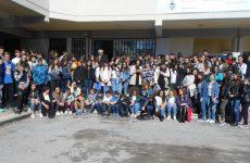 Τα νέα Ελληνικά διδάσκονται μαθητές στο Παλέρμο