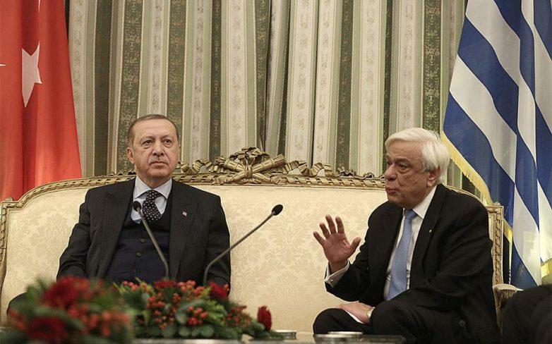 Προκαλεί το τουρκικό ΥΠΕΞ: Να σεβαστεί ο Παυλόπουλος το διεθνές δίκαιο