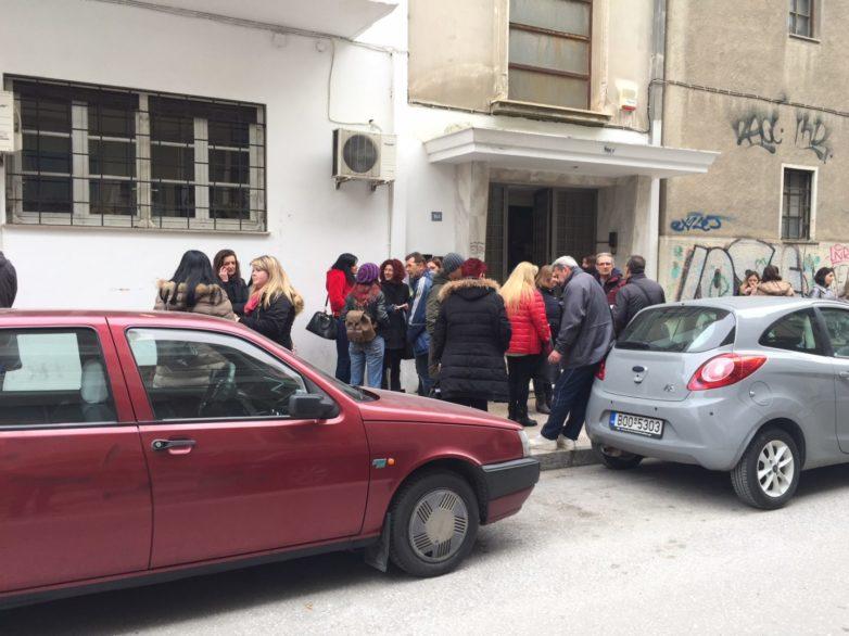 Μικρή η συμμετοχή των εκπαιδευτικών στην 24ωρη απεργία