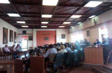 Στις μειοψηφίες επιτέθηκε ο δήμαρχος Βόλου Αχ. Μπέος στη συνεδρίαση του Δημοτικού Συμβουλίου