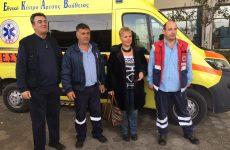Τέσσερα νέα υπερσύγχρονα ασθενοφόρα στο ΕΚΑΒ