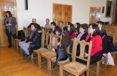 Επίσκεψη μαθητών προγράμματος Erasmus στο Δημαρχείο του Βόλου