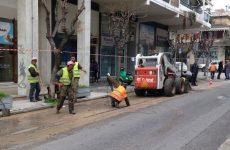 Διακοπή κυκλοφορίας σε οδούς του Βόλου για εγκατάσταση οπτικών ινών