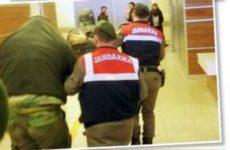 Καρέ-καρέ η σύλληψη των δύο Ελλήνων στρατιωτικών