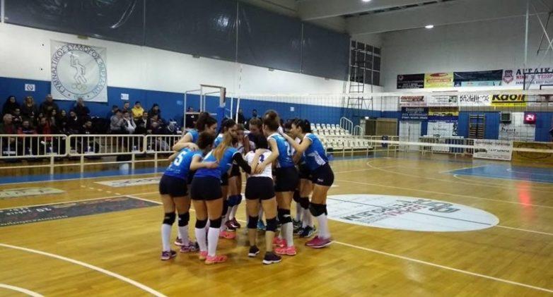 Τον Γ.Σ.Β. αντιμετωπίζουν οι γυναίκες της Νίκης Βόλου στον τελικό ανόδου