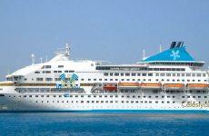 To λιμάνι του Βόλου στους προορισμούς της  Celestyal Cruises