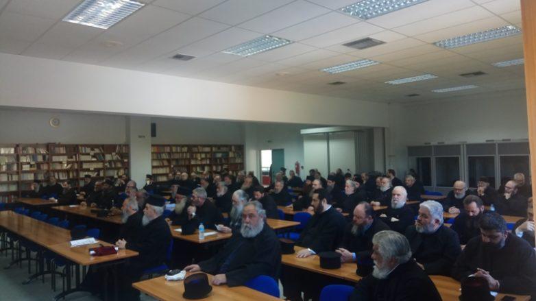 Η 7η Ιερατική Σύναξη στο Συνεδριακό Κέντρο Θεσσαλίας