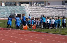 Στο 1ο Φεστιβάλ ακαδημιών συλλόγων στίβου στη Λαμία η Νίκη Βόλου
