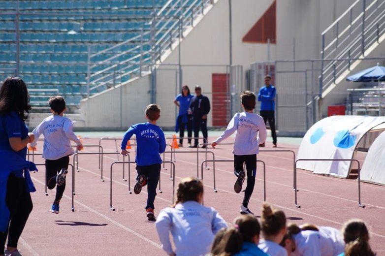 Διασυλλογικοί αγώνες Παμπαίδων – Παγκορασίδων Β' στο Πανθεσσαλικό