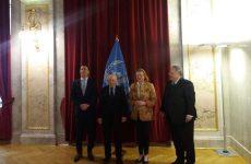 Τριμερής συνάντηση για το Σκοπιανό στη Βιέννη