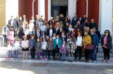 Μεγάλη η επιτυχία των δωρεάν ξεναγήσεων  στο «Αθανασάκειο Αρχαιολογικό Μουσείο Βόλου»