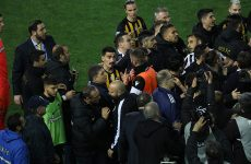 «Λουκέτο» στο ποδόσφαιρο – Απειλεί με αποκλεισμό η FIFA