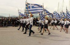 Κορυφώνονται με την παρέλαση στην παραλία του Βόλου οι εκδηλώσεις για την Εθνική Επέτειο