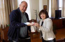 Στα …σκαριά η συνεργασία Δήμου Βόλου-Σλοβακίας