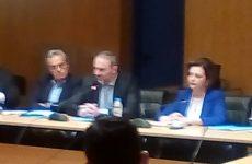Επίσημη πρώτη για το εθνικό συμβούλιο οδικής ασφάλειας υπό την προεδρία της Μαρίνας Χρυσοβελώνη