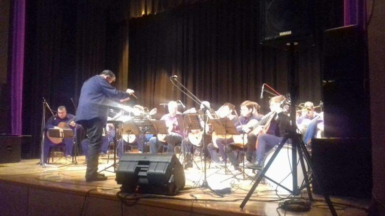 Στο Μέγαρο Μουσικής Αθηνών, η Κιθαριστική Ορχήστρα Βόλου-Μαγνησίας