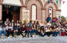 Επίσκεψη μαθητών του προγράμματος erasmus στη Ι.Μ.Δ.