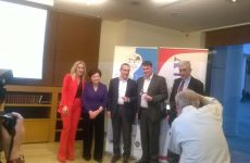 Πρώτο βραβείο για την Ένωση Γονέων Βόλου