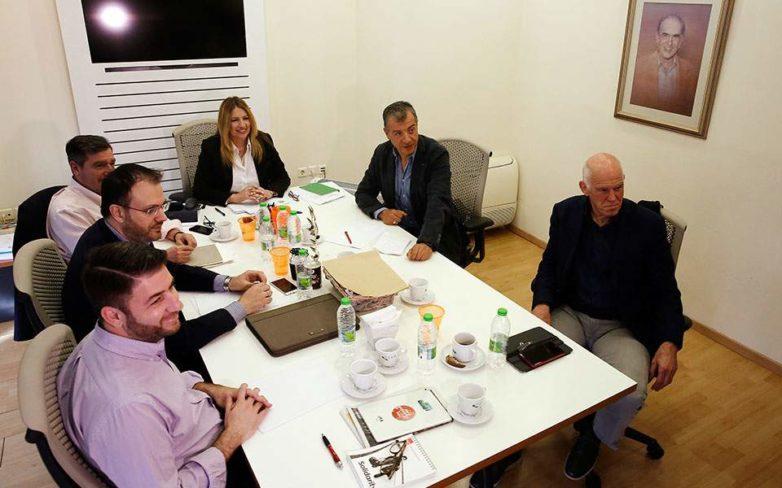 Η απόφαση του Πολιτικού Συμβουλίου του Κινήματος Αλλαγής