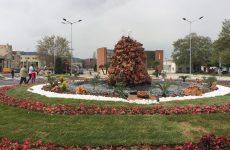Παραδίδεται ο κυκλικός κόμβος στην λεωφόρο Γρηγ. Λαμπράκη