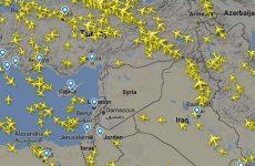 Ωρα μηδέν για πτήσεις πάνω από τη Συρία