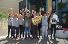 Το 1ο βραβείο του Free Mobility  στην ομάδα του Ε.Ε.Ε.ΕΚ Βόλου