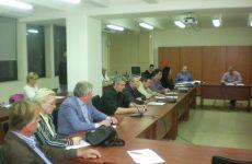 Συνάντηση Μ. Πατσιαντά – Ν. Οικονόμου με τους εργαζομένους της ΔΕΥΑΜΒ