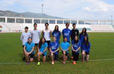 Στο διασυλλογικό Παμπαίδων – Παγκορασίδων Α' αθλητές κι αθλήτριες της Νίκης Βόλου
