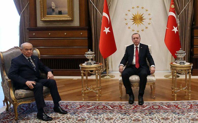 Τουρκία: Πρόωρες προεδρικές εκλογές στις 24 Ιουνίου