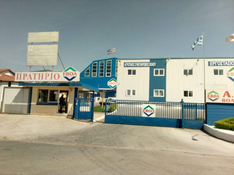 Περιοδεία κλιμακίου του KINAΛ σε συνεταιριστικές οργανώσεις της Μαγνησίας