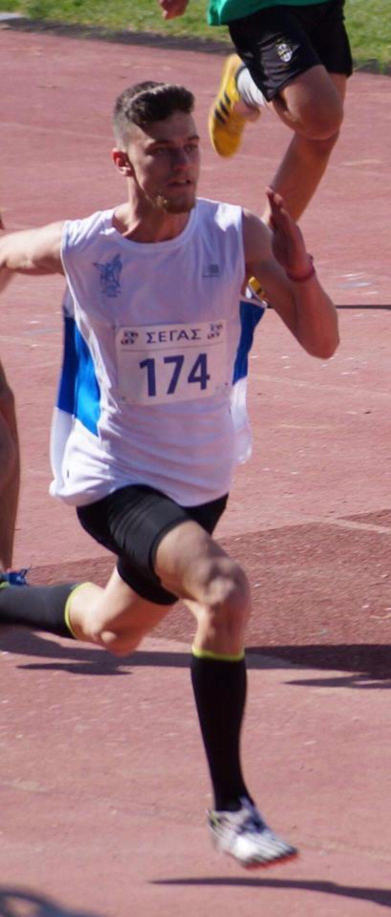 Στην Παγκόσμια Γυμνασιάδα στο Μαρόκο ο Χρήστος Γκαράς