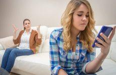 Έφηβοι με αλλεργία στους γονείς