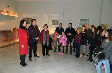 Στον αρχαιολογικό χώρο Διμηνίου η ξενάγηση γονέων και μαθητών