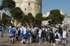 Φιλικά παιχνίδια κι εμπειρίες για τις ακαδημίες μπάσκετ της Νίκης Βόλου