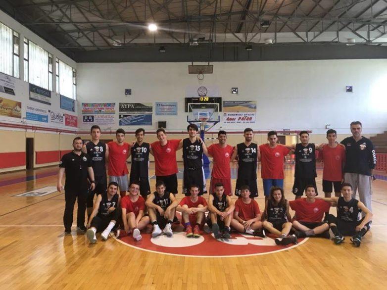 Oλοκληρώθηκε  το 1ο πασχαλινό τουρνουά μπάσκετ 'φιλίας'