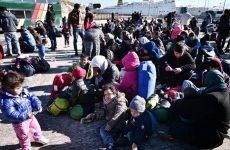 Αποβίβαση δεκάδων προσφύγων και μεταναστών στη Χίο