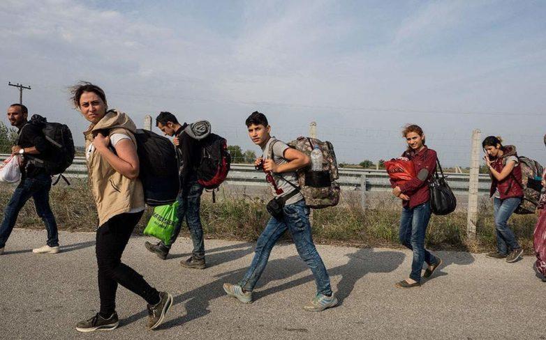 Αναχώρηση 177 προσφύγων για οικογενειακή επανένωση στη Γερμανία