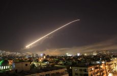 Πυραυλική επίθεση στη Συρία από ΗΠΑ, Βρετανία και Γαλλία