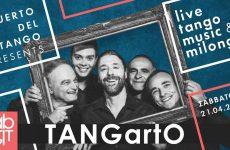 Βραδιά αργεντίνικου tango στο Lab Art
