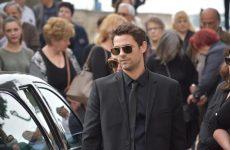 Βουβός ο πόνος στην κηδεία του Γιάννη Τότσικα στη Νίκαια Λάρισας