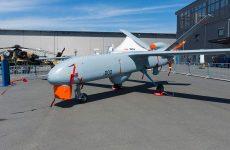 Αναχαίτιση τουρκικού drone από F-16