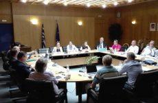 Έκτακτη συνεδρίαση του εθνικού συμβουλίου οδικής ασφάλειας