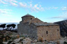 Διάκριση Europa Nostra 2018  για τον βυζαντινό ναό της Αγίας Κυριακής Νάξου