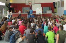 Eνημερωτικές διαλέξεις σε σχολεία του Βόλου για την ασφαλή πλοήγηση στο διαδίκτυο