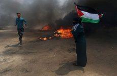 Γάζα: 25 νεκροί, πάνω από 500 τραυματίες σε συγκρούσεις για τη μεταφορά της πρεσβείας των ΗΠΑ