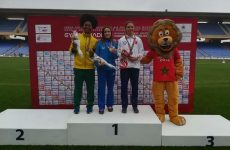 Με 1η θέση στην κολύμβηση συνεχίζεται στο Μαρόκο η Παγκόσμια Γυμνασιάδα