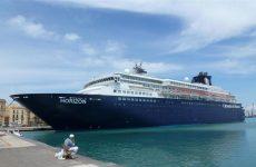 Στο λιμάνι του Βόλου το κρουαζιερόπλοιο «Horizon»