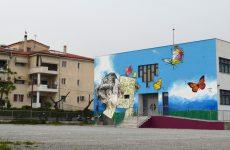 """Με τοιχογραφία """"έντυσε"""" η Urbanact το 6ο Δημοτικό Σχολείο Νέας Ιωνίας"""